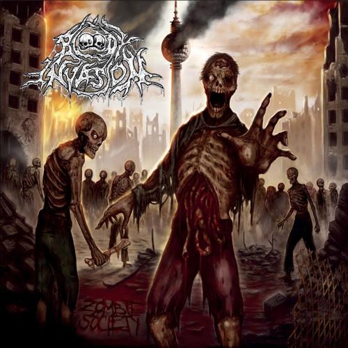 Bloody Invasion - Bloodred Forest