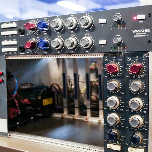 Warm Audio 273-EQ vs Vintage Neve 1073