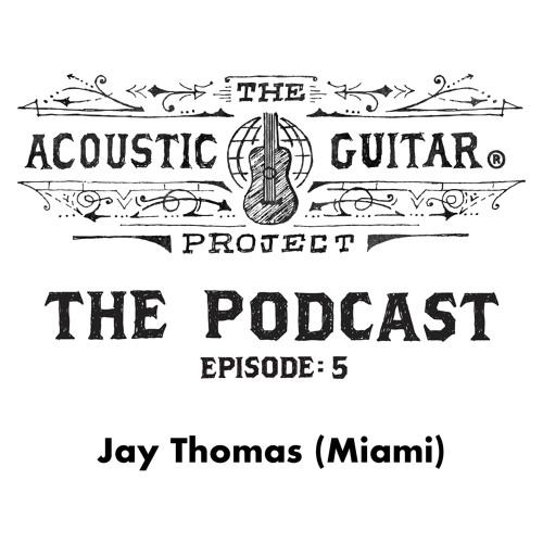 Podcast: Miami — Jay Thomas
