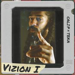 CALI P x TEKA — When You Hold Me [VIZION I EP]
