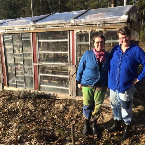 Världar i omställning, avsnitt 4: Paula och Eeva-Stiina på Lönnemo och om livet mellan två världar