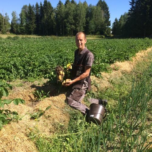 Världar i Omställning, avsnitt 5: Kaj Löfvik om odling, naturens kraft och omställning i Älvbyarna