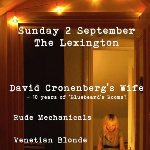 """Runaway Pram"" (Live, The Lexington, London, 2/9/18)"