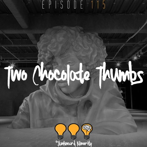 Two Chocolate Thumbs