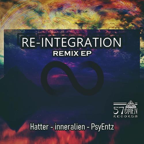 Hatter, Inneralien, Psyentz - RE-INTEGRATION Remix (EP) 2019