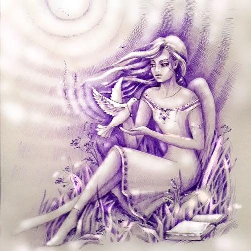 Небо дОм-Девочка Любимая Богом