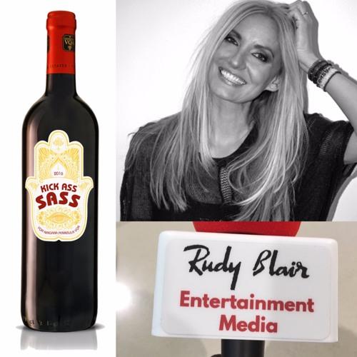 """Chat w Sass Jordon on her own wine """" Kick Ass Sass"""""""