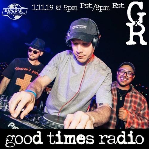 Good Times Radio #10 by GTA_ | GTA | Free Listening on SoundCloud