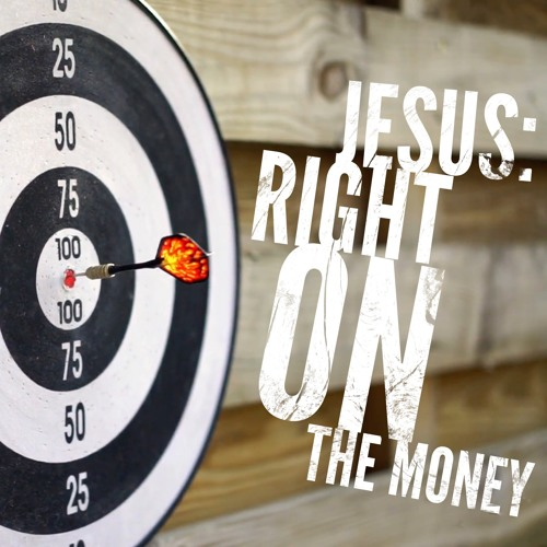 Jesus Right on the Money