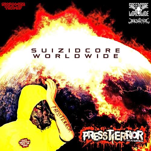 Pressterror - Suizidcore Worldwide (LP) 2019