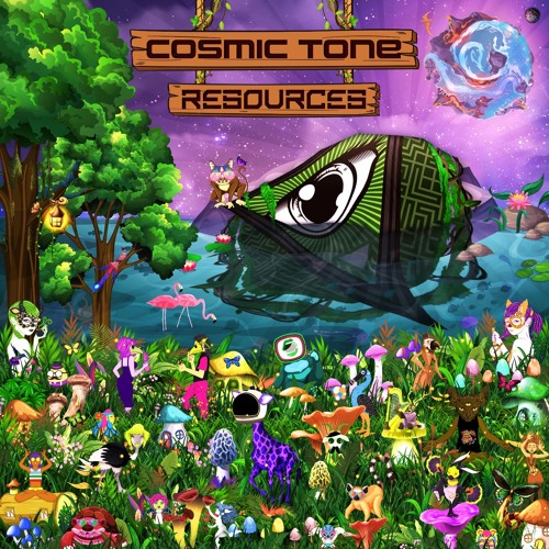 Cosmic Tone - Travel In Space