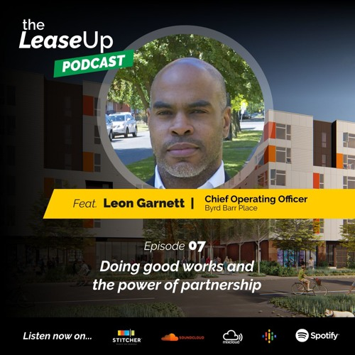 Fighting Poverty and Building Futures with Leon Garnett Of Byrd Barr Place
