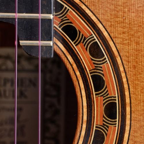 Stephen Faulk - Maple/ Spruce guitar - Itou Fumikazu plays Jobim