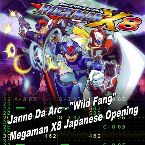 Megaman X8 Japanese Opening -