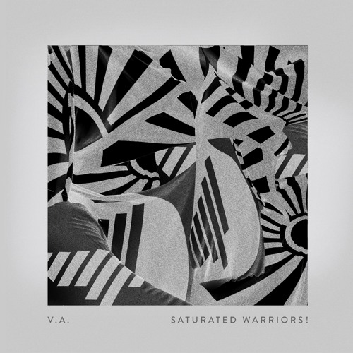 VA - SATURATED WARRIORS! (LP) 2019