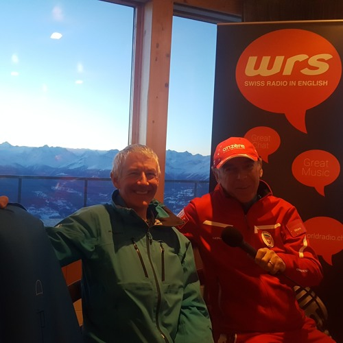 Anzère - Marc Fox & Simon Smith from Anzère Ski Schools