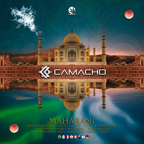 Henrique Camacho - Maharani Hi-Tech [180] [free download]
