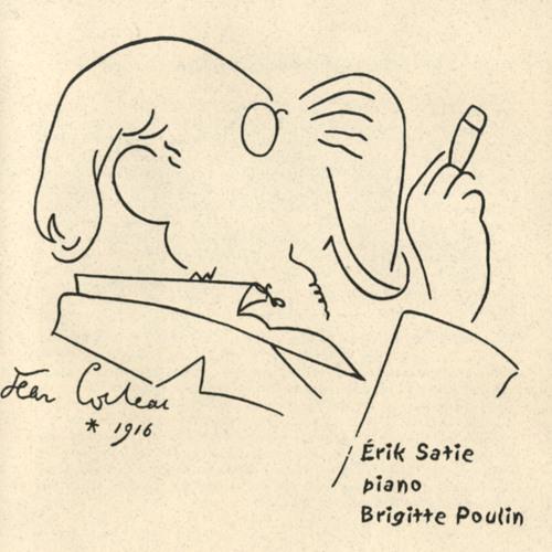 Érik Satie piano Brigitte Poulin