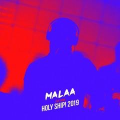 Malaa Live At Holy Ship 2019
