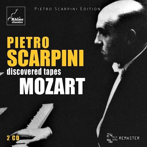 Il pianista 15-1-2019 Pietro Scarpini - Mozart