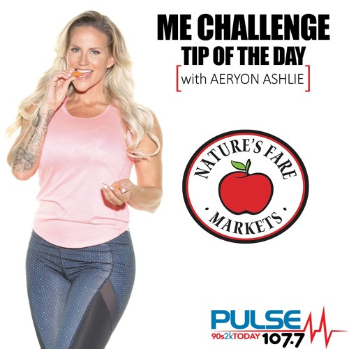 Pulse FM Me Challenge Tip of the Day - Benefits of Organic Food