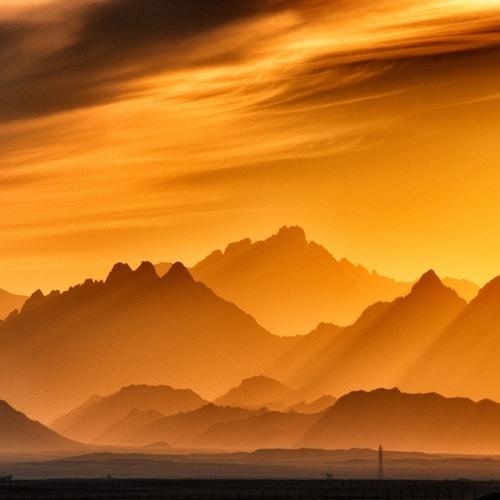 Anantakara - Link To Mountain [ Yi King sound reading]