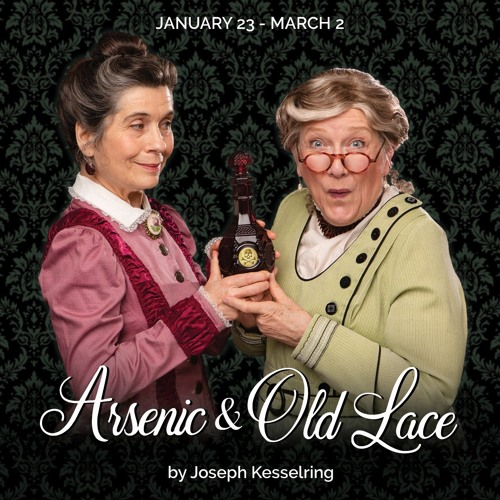 Exit Stage Left Arsenic and Old Lace