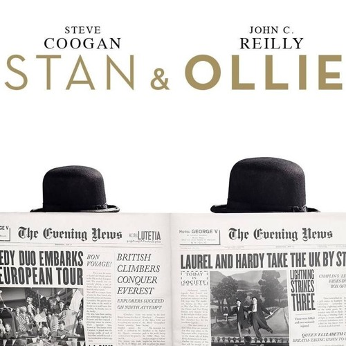 'Stan & Ollie' pulls back the curtain on Laurel and Hardy