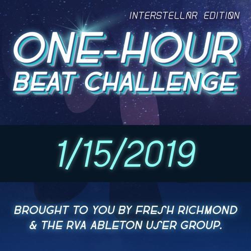 1hr Beat Challenge – Jan. 15 2019