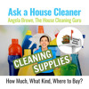 Vacation Rental Mailbag - Q & A About Cleaning Supplies