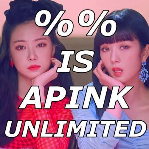 """""""%%""""(Eung Eung(응응)) Is Apink Unlimited"""