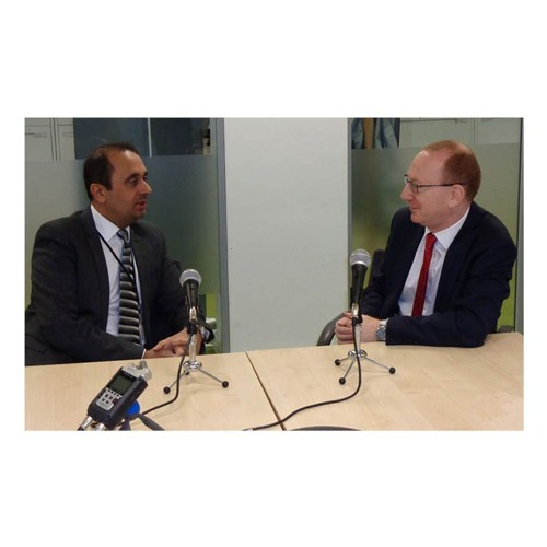In Conversation With... Paul Uppal, UK Small Business Commissioner