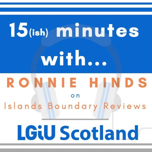 15 minutes with... Ronnie Hinds on the Islands Boundary Reviews