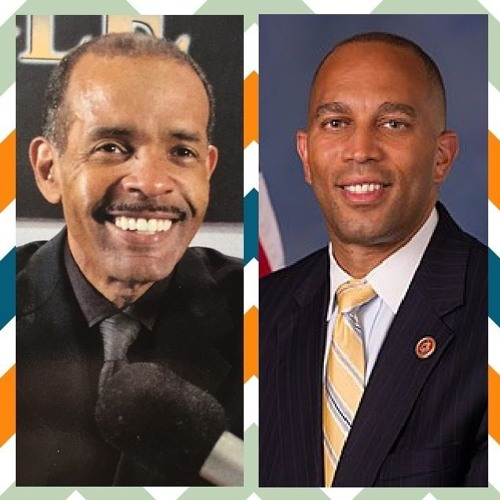 Congressman Hakeem Jeffries - Why They Didn't Censure Rep. Steve King