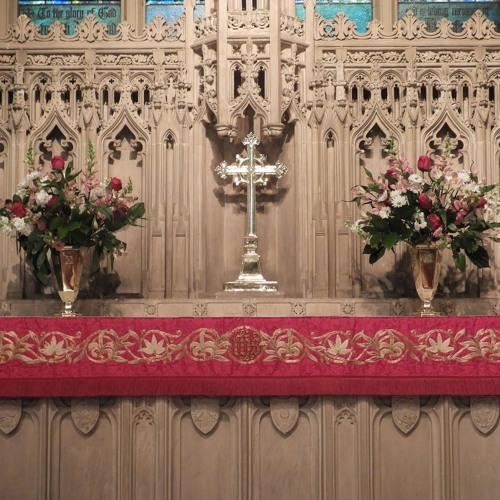 Trinity Episcopal Church Worship Services - 2019