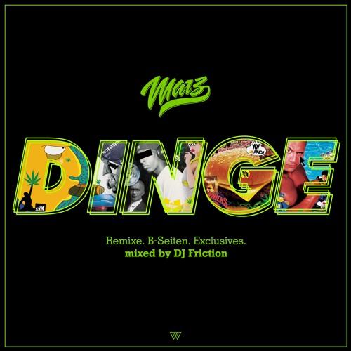 Dinge MIXTAPE (mixed by DJ Friction)