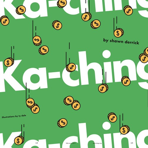 Ka-Ching: How to Save Money