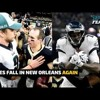 Philadelphia Eagles Fall In New Orleans Saints Yet Again | Birds Of A Feather