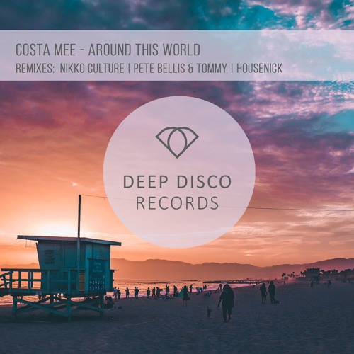Costa Mee  - Around This World (Nikko Culture Remix)