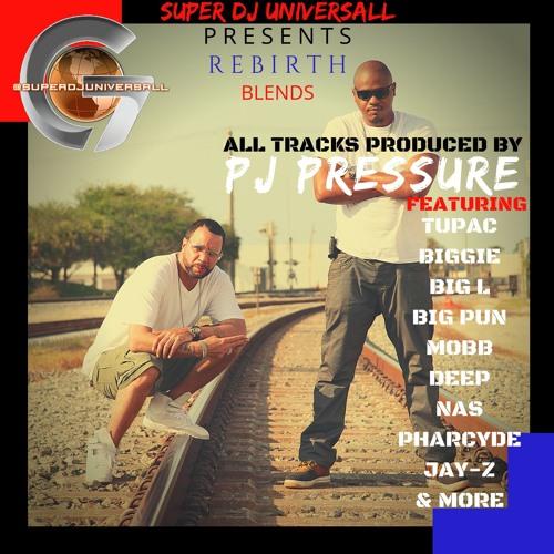 07.PJ Pressure G7 - Ft. Nas - Blaze A 50 G7 RMX