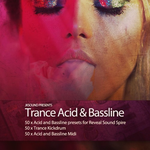Trance Acid & Bassline For Spire (Jksound)