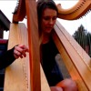 Cleopatra (Lumineers cover)on 2 harps
