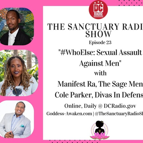 Episode 23: #WhoElse: Sexual Assault Against Men