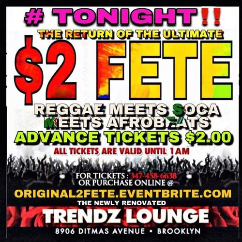 @DJGULLY LIVE @2 FETE @TRENDZ