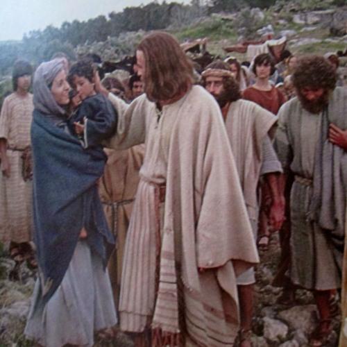 "Message - ""Jesus isn't repulsed by us"" (Luke 3:15-22)"