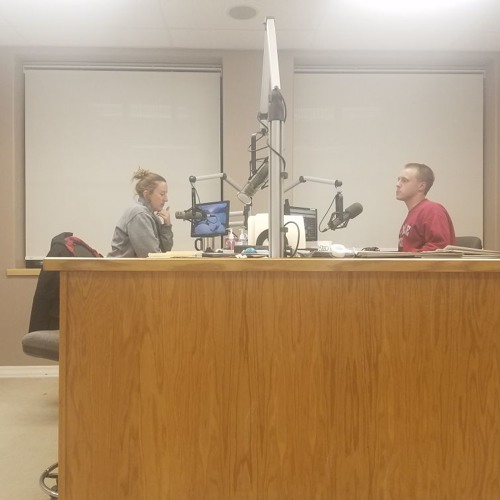 Kelsey Didrikson joins the Roseau Rams Coaches Show