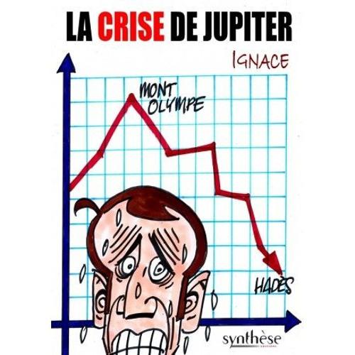 """Synthèse du 17/01/19 avec le dessinateur Ignace :""""La crise de Jupiter"""""""