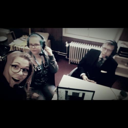 17.1.2019 / Hyvinkään Nuorten Radiossa J-T, Moona & Taivi