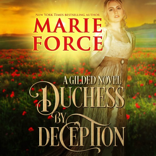 Duchess By Deception, Gilded Series, Book 1