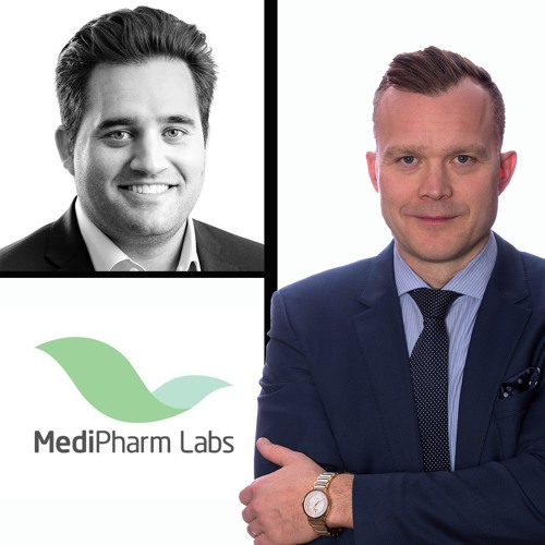 Canadian Cannabis Update Ep90 MediPharm Labs Update with Keith Strachan